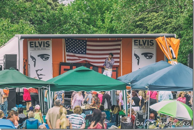 Elvis In The Park 2017